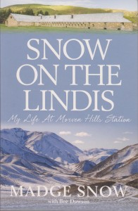 Snow on the Lindis cover