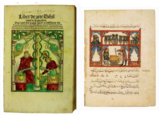Old herbal texts